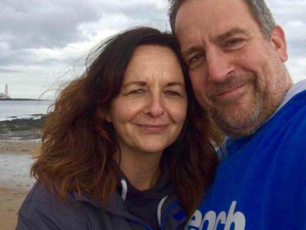 Liz and mark & Mark from Derby, United Kingdom
