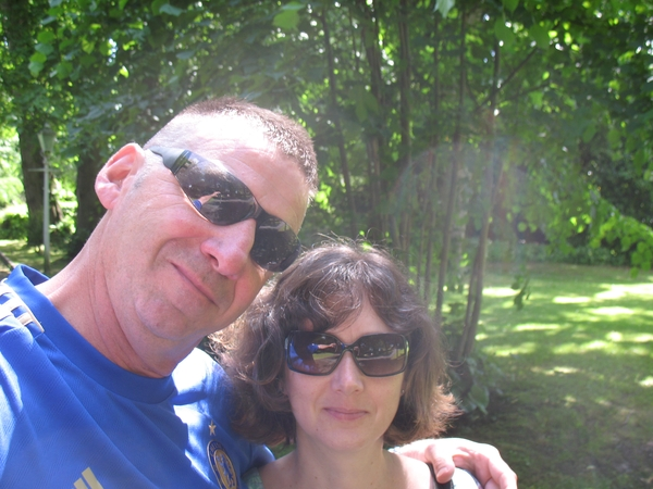 Julie & Tom from Sutton, United Kingdom