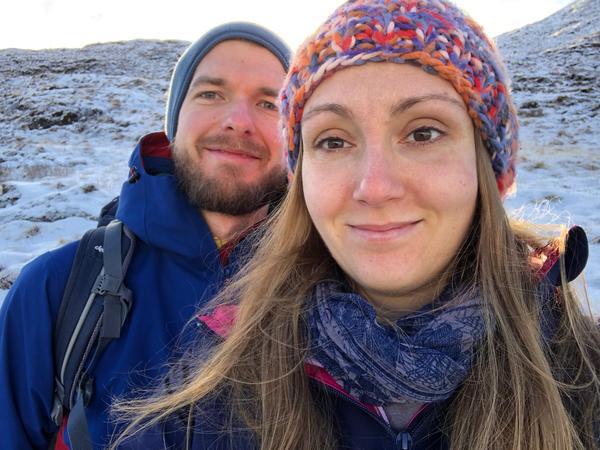 Verena & Florian from Kassel, Germany