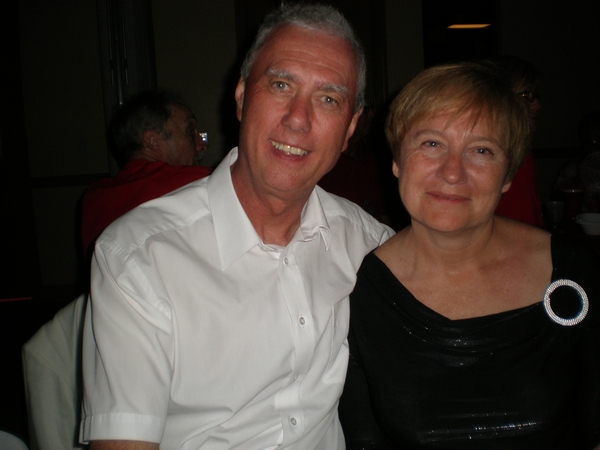 Nancy & Ken from Mississauga, ON, Canada