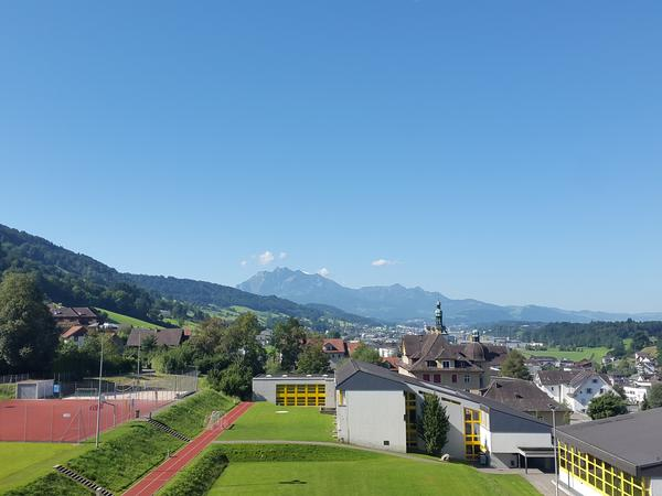 Housesitting assignment in Root, Switzerland