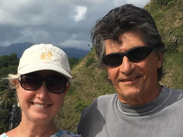 Jean & Bob from Calistoga, California, United States