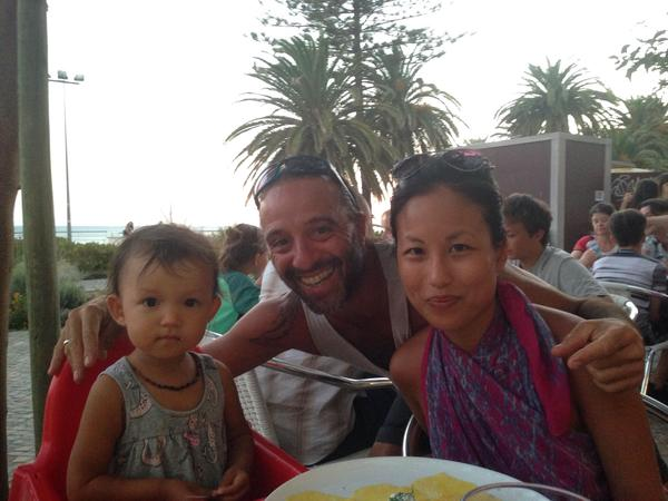Christine & Fabrice from Montpellier, France