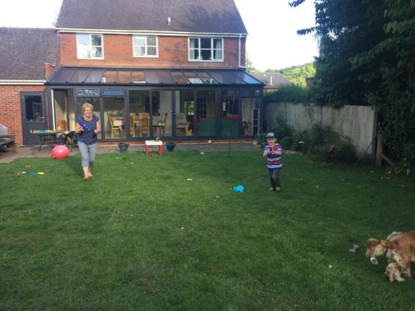 Housesitting assignment in Ross on Wye, United Kingdom