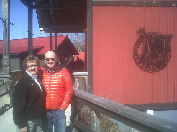 Don & Gloria from Waterloo, ON, Canada