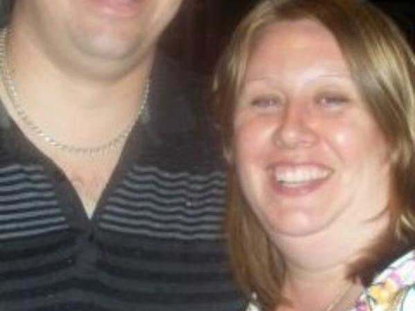 Melissa & Lee from King's Lynn, United Kingdom