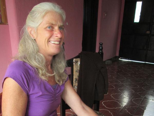 Annette from Elgin, United Kingdom