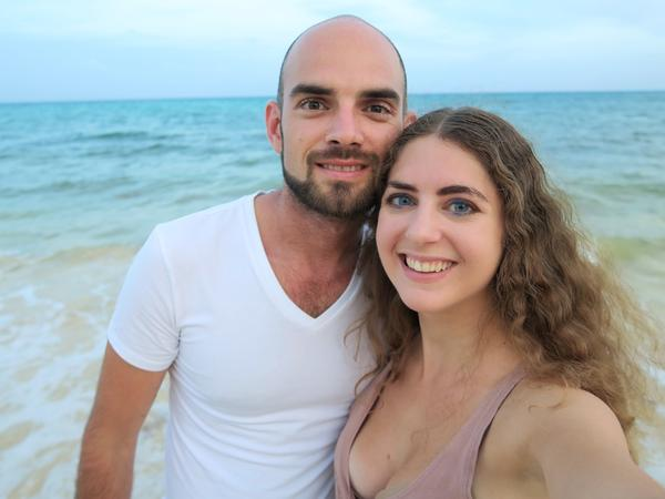 Jordan & Liviu from Miami, FL, United States