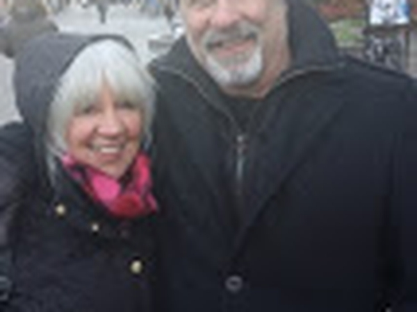 Eva & Christopher from St. John's, Newfoundland and Labrador, Canada