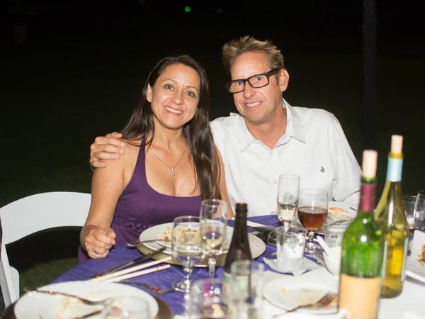 Scott & Kirsten from Newport Beach, CA, United States