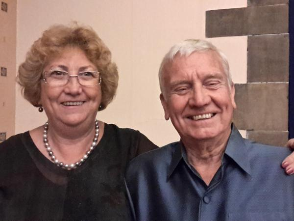Linda & Paul from Halesowen, United Kingdom