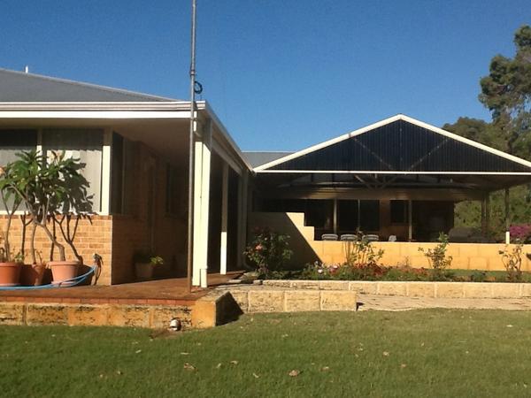 Housesitting assignment in Australind, WA, Australia