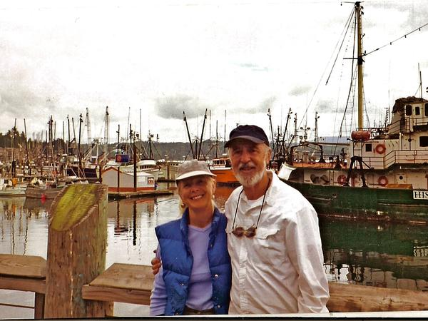 Geraldine (geri) & Richard from Ukiah, California, United States