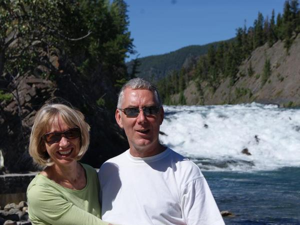 Martin & Sarah from Poole, United Kingdom