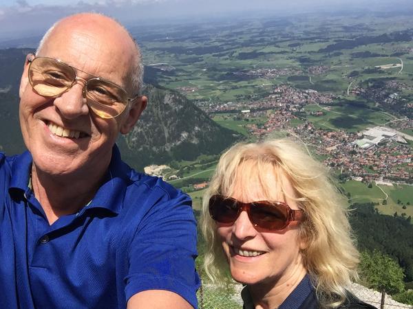 Elizabeth & Malcolm from Exmouth, United Kingdom