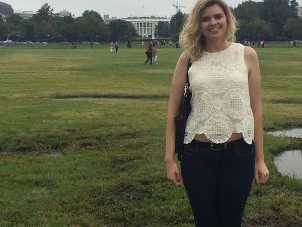 Katharine from Arlington, VA, United States