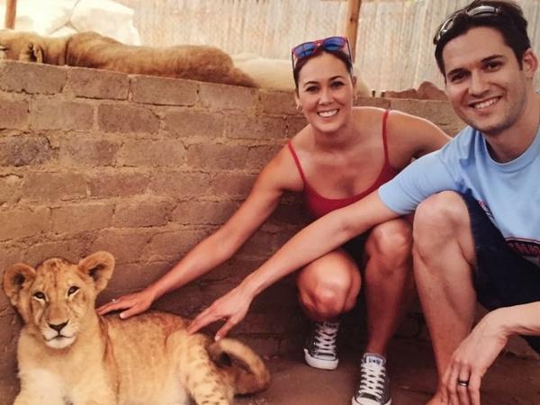 Annemie & Walter from Perth, WA, Australia