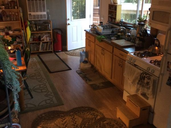 Housesitting assignment in Woodacre, CA, United States