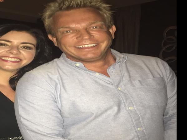 Vicki & Gareth from Mirdif, United Arab Emirates