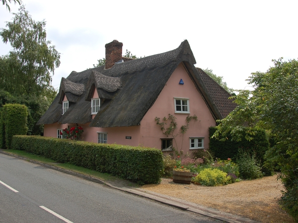 Spend some time in a delightful small Suffolk village