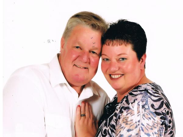 Jacqui & Barry from Taupo, New Zealand