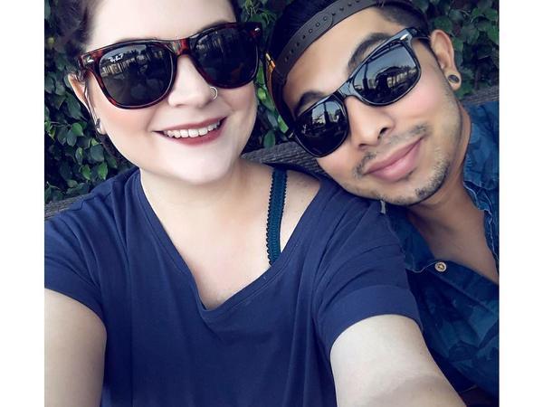 Paige & Christopher from Mumbai, India