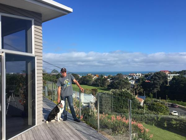 Housesitting assignment in New Plymouth, New Zealand