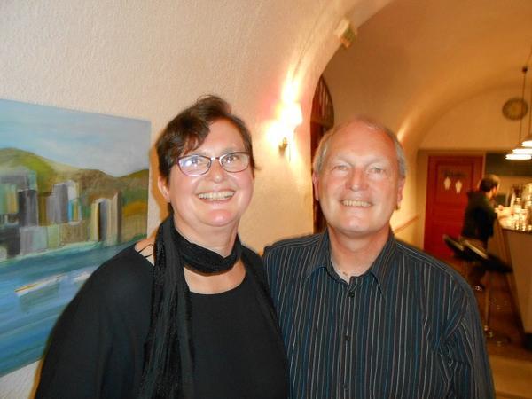 Rick & Jane from Salies-de-Béarn, France
