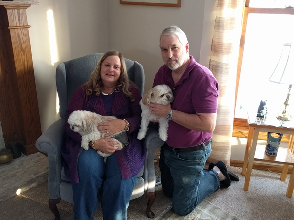 Judith & Richard from Linlithgow, United Kingdom