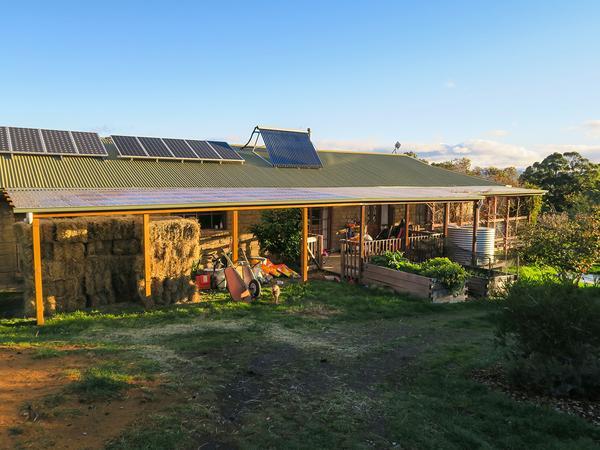 Housesitting assignment in Cygnet, TAS, Australia