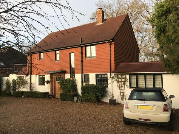 Housesitting assignment in Sevenoaks, United Kingdom