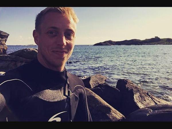 Daniel from Stavanger, Norway