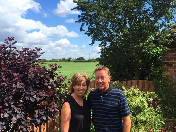 Carol & John from Sheffield, United Kingdom