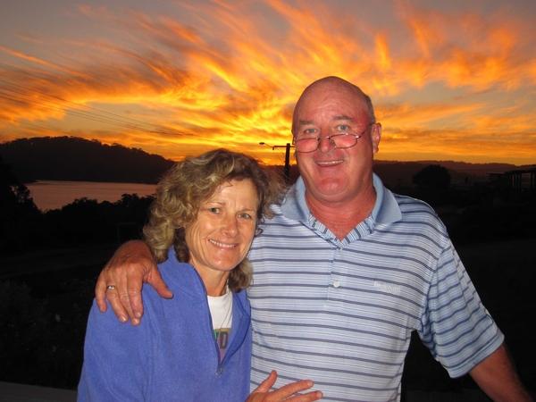Lesley & Greg from Walpole, WA, Australia