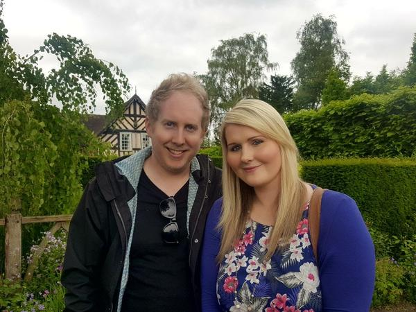 Kirstie & Andrew from Biddulph, United Kingdom