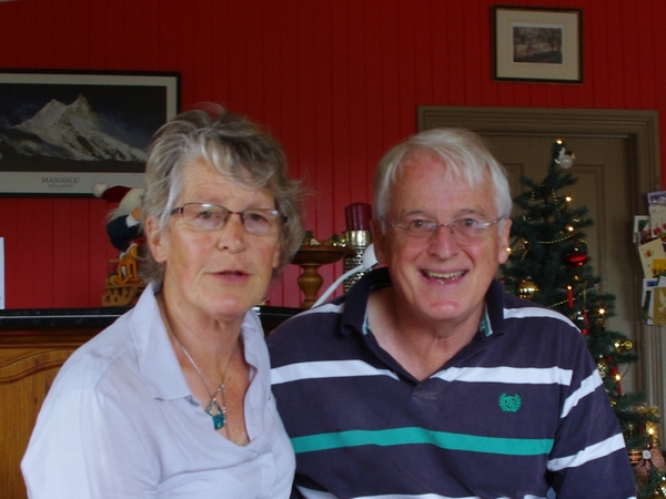 Gillian & Harry from Bellerive, TAS, Australia