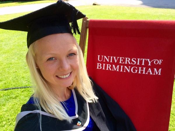 Gemma from Oxford, United Kingdom