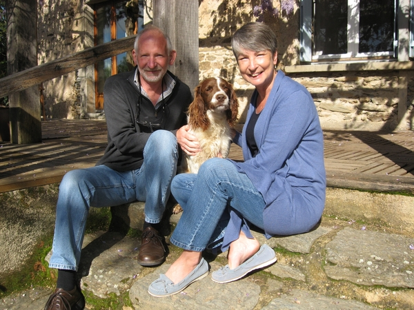 Martin & Heather from Rodez, France