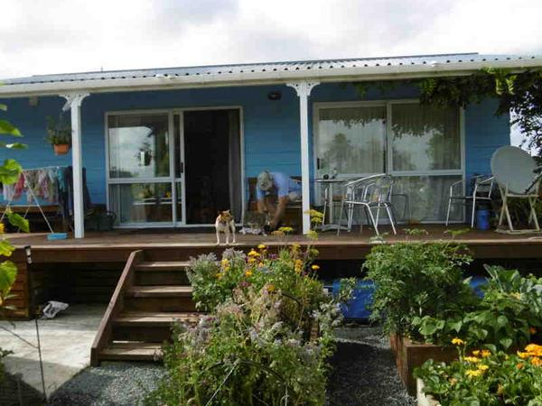 Housesitting assignment in Kaitaia, New Zealand