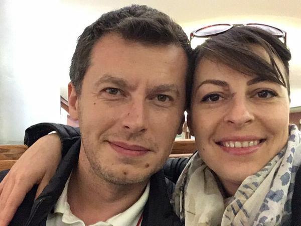 Sebastian & Raluca from Cluj-Napoca, Romania