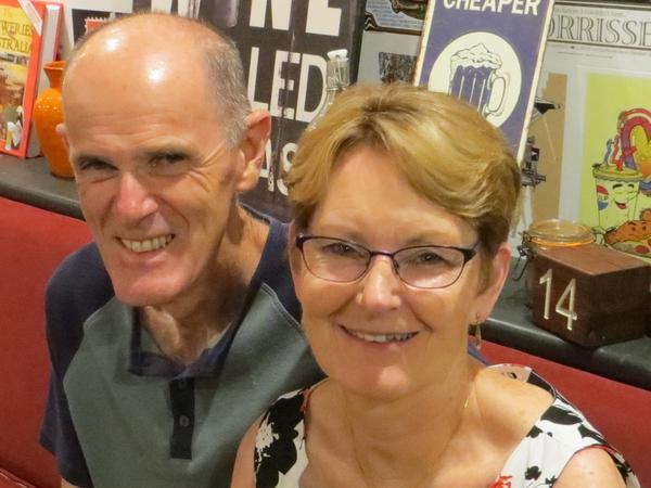 Julie-anne & Ian from Currimundi, Queensland, Australia