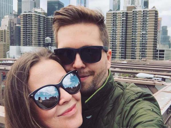 Rebecca & Martin from Bratislava, Slovakia