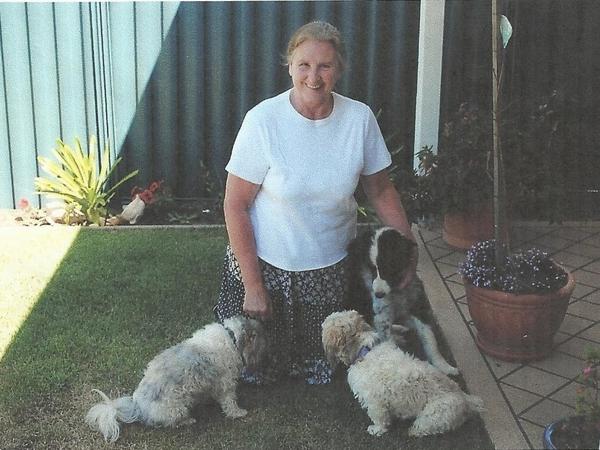 Margaret from Huddersfield, United Kingdom