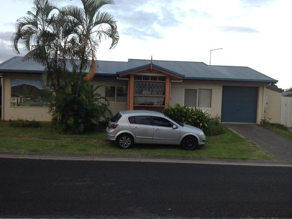 Housesitting assignment in Cairns, Queensland, Australia
