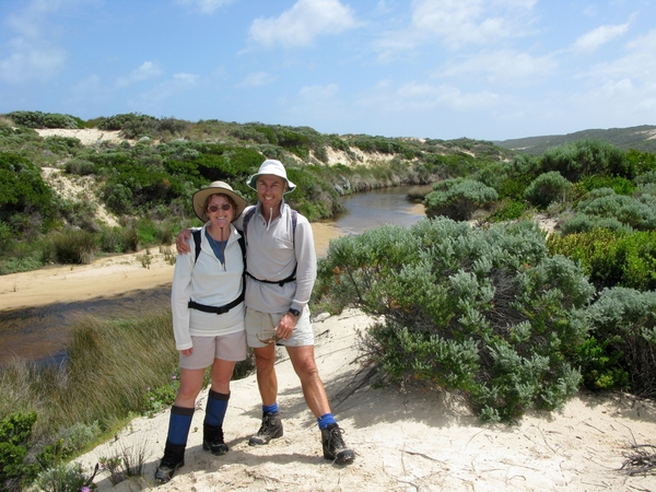 Teresa & Mark from Albany, WA, Australia