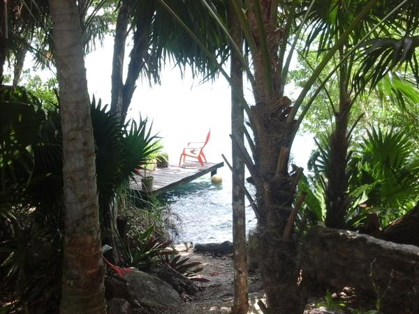Housesitting assignment in Bacalar, Mexico