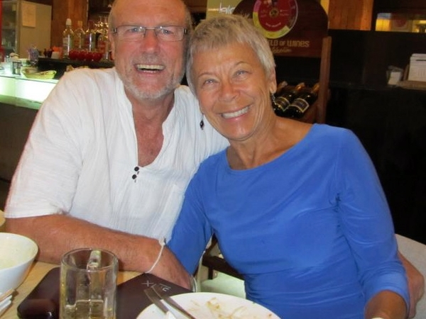 Gail & Randy from Ajijic, Mexico