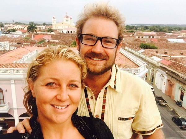 Alexandra & Marshall from Santa Cruz, CA, United States