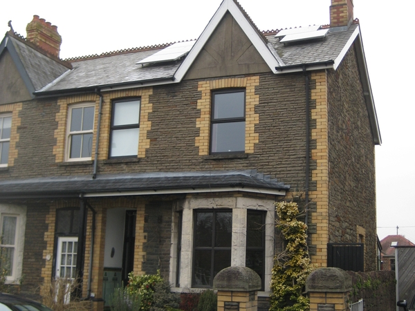 House sitter needed for our Victorian house in pleasant Cardiff suburb