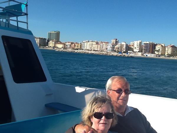 Jenny & David from Rampton, United Kingdom